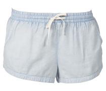 Road Trippin Solid - Shorts für Damen - Blau