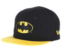 Hero Essential Snap INF BatmanSnapback Cap Schwarz