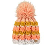 Feather - Mütze für Damen - Orange