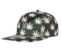 GL Best Budz Snapback Cap - Camouflage