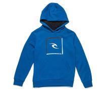 Easy Kapuzenpullover - Blau