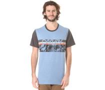 Octane Palms - T-Shirt für Herren - Blau