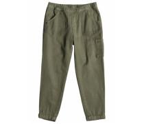 Idlewild - Stoffhose für Damen - Grün
