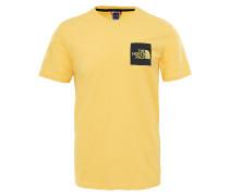 Fine - T-Shirt für Herren - Gelb