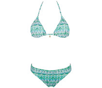 Lana - Bikini Set für Damen - Grün