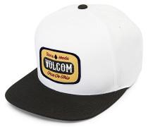 Cresticle - Snapback Cap für Herren - Weiß