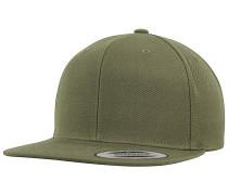 Classic Snapback Cap - Grün