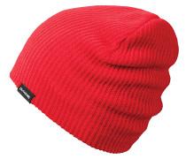 Tall BoyMütze Rot