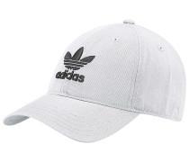 Trefoil - Snapback Cap - Weiß