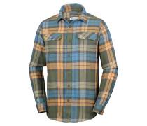 Flare Gun Flannel - Hemd für Herren - Grün