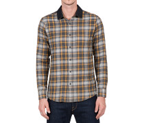 Payne L/S - Hemd für Herren - Schwarz