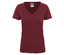 Simple Dome - T-Shirt für Damen - Rot