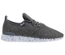 MocLau SpotsFashion Schuhe Grau