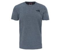 Red Box - T-Shirt für Herren - Grau