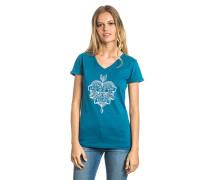 Severda - T-Shirt für Damen - Blau
