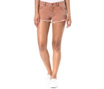 Hello Mellow - Shorts - Rot