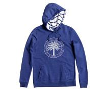 Cozy Ride Sunset - Kapuzenpullover für Damen - Blau