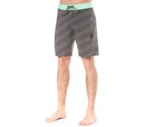Stripey Slinger 19 - Boardshorts für Herren - Grau