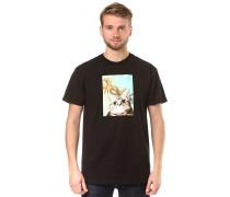 Cat Paradise - T-Shirt - Schwarz