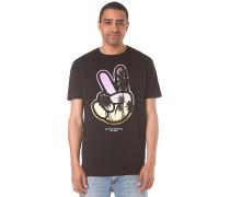 Paz Sunset - T-Shirt für Herren - Schwarz