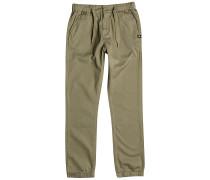 Greystoke - Stoffhose für Jungs - Grün