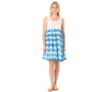 Tie Dye Pop - Kleid für Damen - Blau