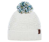 Cozy Chunky - Mütze für Herren - Weiß