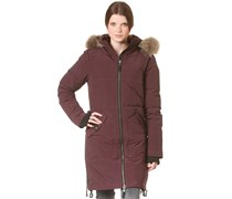 Amalia Fake - Jacke für Damen - Rot