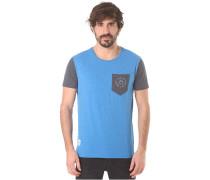 Zimtstern Eazton - T-Shirt für Herren - Blau