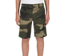 Frickin Snt Mix - Shorts für Jungs - Camouflage