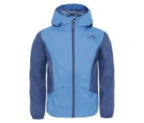 Zipline Rain - Funktionsjacke für Mädchen - Blau