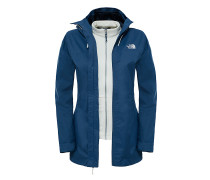 Morton Triclimate - Funktionsjacke für Damen - Blau