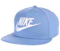 True Futura Snapback Cap - Blau