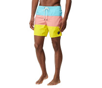 Cross Step - Boardshorts - Gelb