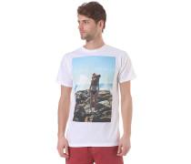 Jaz Slim - T-Shirt für Herren - Weiß