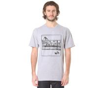 Jumped - T-Shirt für Herren - Grau