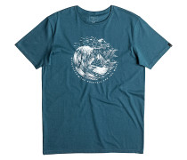 Engraved - T-Shirt für Herren - Blau