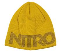 Logo - Mütze für Herren - Gelb