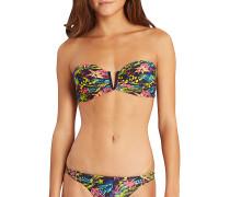 Sol Searcher Bustier - Bikini Oberteil für Damen - Mehrfarbig