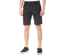 Icon - Chino Shorts - Schwarz