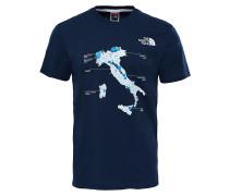 Country Peak - T-Shirt für Herren - Blau