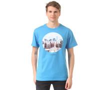 Julian Wilson Instagram - T-Shirt für Herren - Blau
