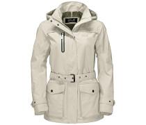 Kimberley - Mantel für Damen - Beige