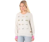 Image Crew - Sweatshirt für Damen - Grau