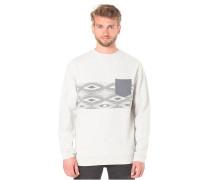 Strange Night Crew - Sweatshirt für Herren - Grau