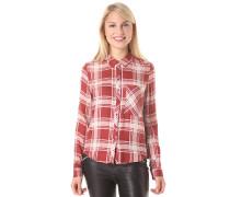 Vikanton - Langarmshirt für Damen - Karo