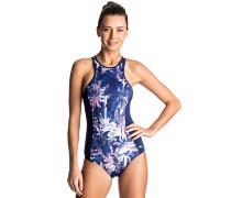 Kir Fashion - Badeanzug für Damen - Blau