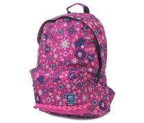 Mandala Mini Dome - Rucksack für Damen - Pink