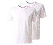Round Neck Double Pack