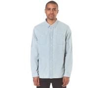 Ostrom - Hemd - Blau